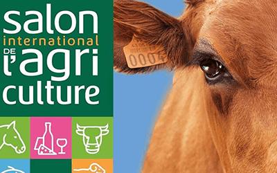 Salon de l'agriculture de Paris du 23 février au 3 mars