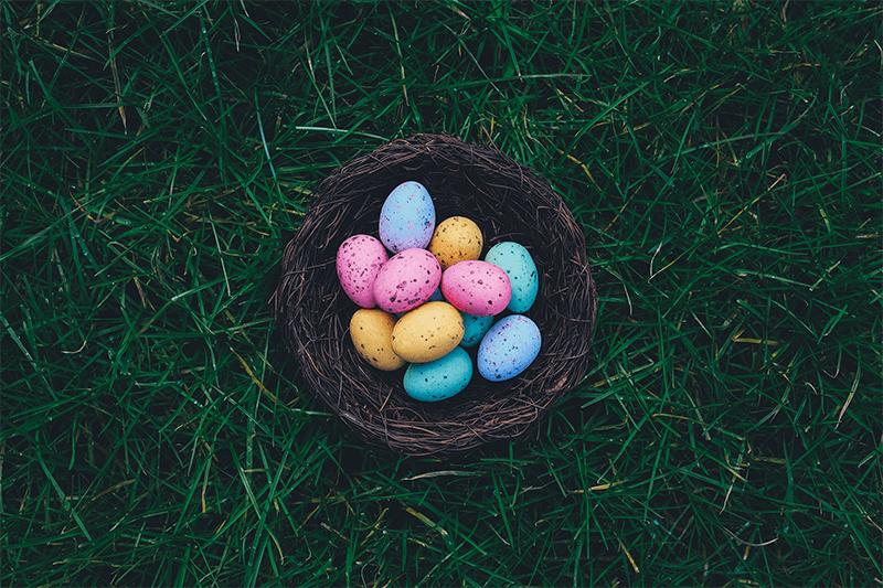 Vive Pâques pour les petits mais aussi les grands