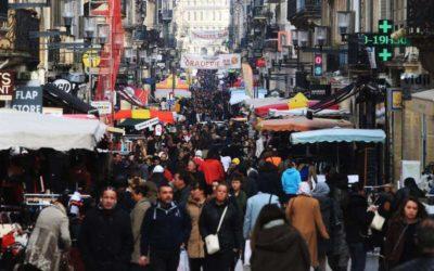 Bordeaux : Braderie d'hiver pour nous !