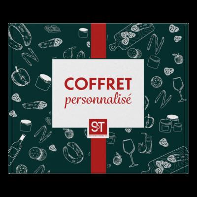 Cadeau Coffret personnalisé