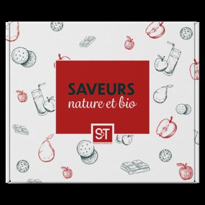 Coffret Saveurs nature et bio
