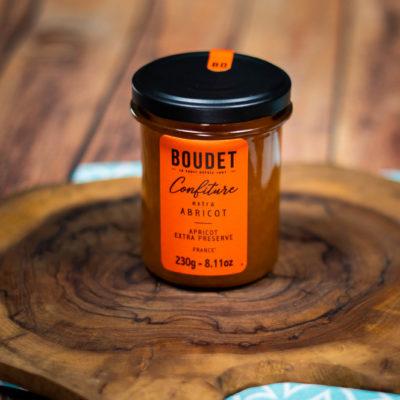 Confiture Abricot Boudet